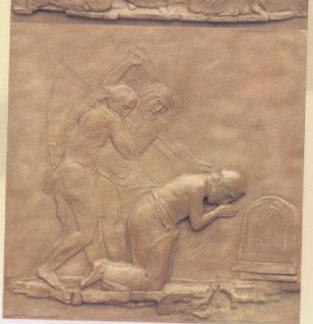 多默宗徒在印度殉道
