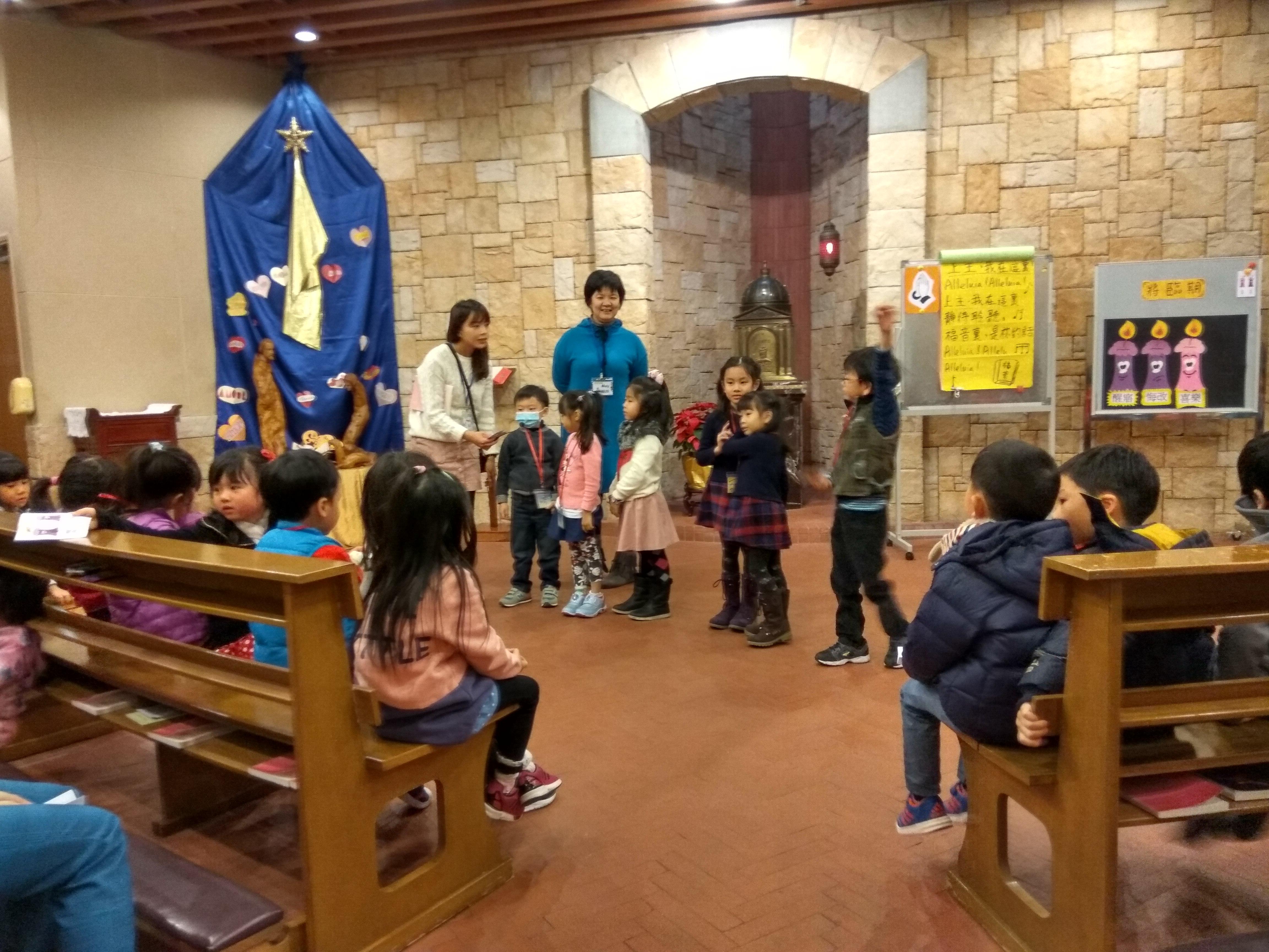 Children Mass 201706